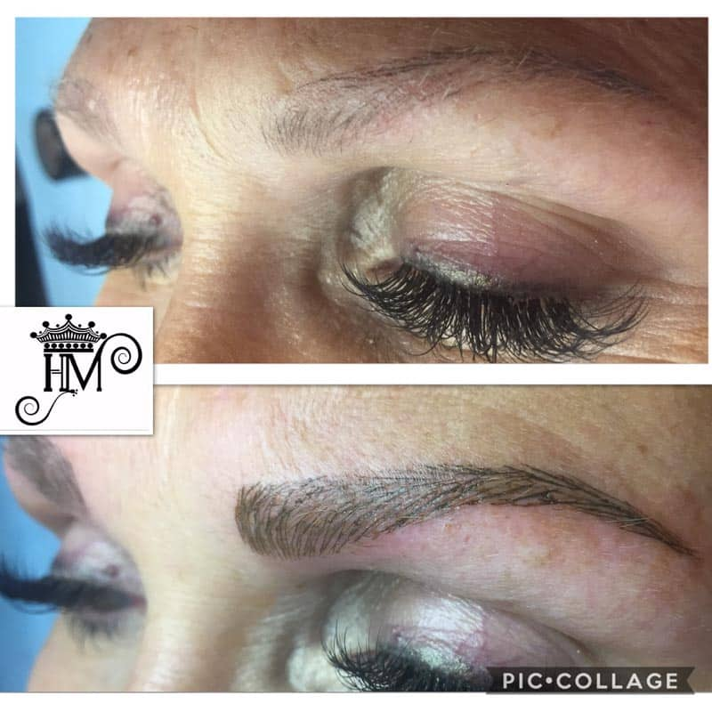 Permanent Makeup in Tacoma: Eyebrows, Lip Liner, Full Lips